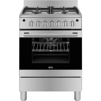 AEG 10366MM-MN 60cm Free standing Gas Freestanding Oven