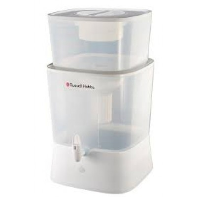 Russell Hobbs - 25 Litre Mineral Pot - White
