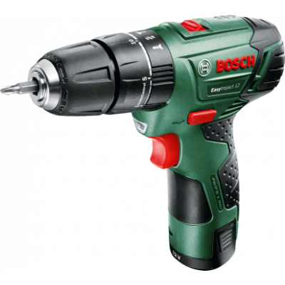 Bosch 060398390D EasyImpact 12 Lithium-ion Cordless Two-speed Combi
