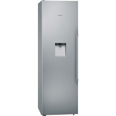 Siemens GS36DAI20Z iQ700 210L Freestanding Freezer with Ice Dispenser Inox Easy Clean