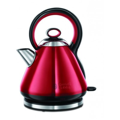 Russell Hobbs 1,7L Metallic Red Legacy Kettle