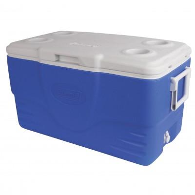 Coleman 50QT(47.3L) Cooler Blue