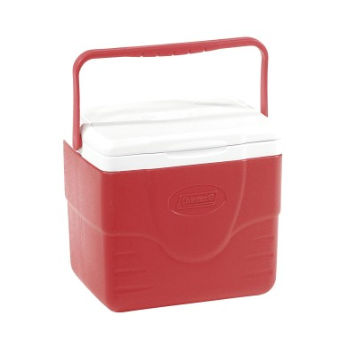 Coleman 9QT (8.5L) Excursion Cooler Red