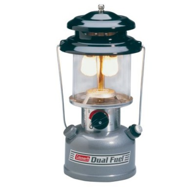 Coleman Duel Fuel Mantle Lantern