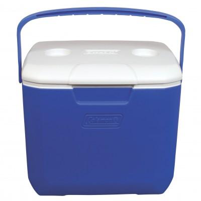 Coleman 30QT Cooler Blue