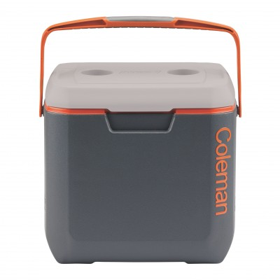 Coleman 28-Qt Xtreme Cooler Orange/ Grey