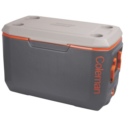 Coleman 70QT (66L) Xtreme Cooler Orange / Grey