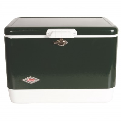 Coleman 54QT (51L) Steelbelt Cooler Green