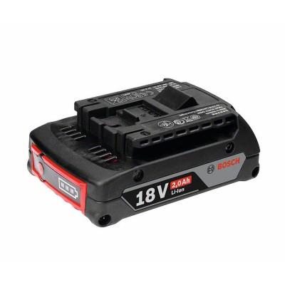 Bosch GBA 18 Volt 2.0 Ah M-B  Battery