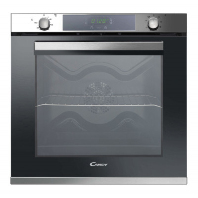 Candy 60cm Timeless 80L Inox Oven