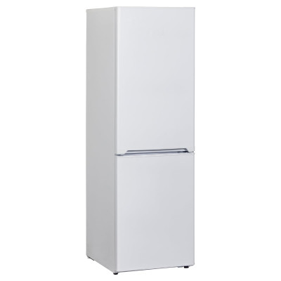 KIC KBF 525/1 WH 239L White Combi Fridge Freezer