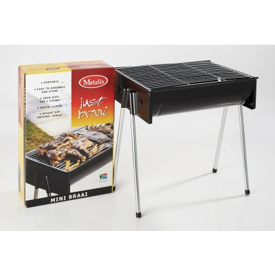 Metalix Mini Braai