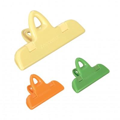 Tescoma Bag Clip PRESTO 2+1 Piece