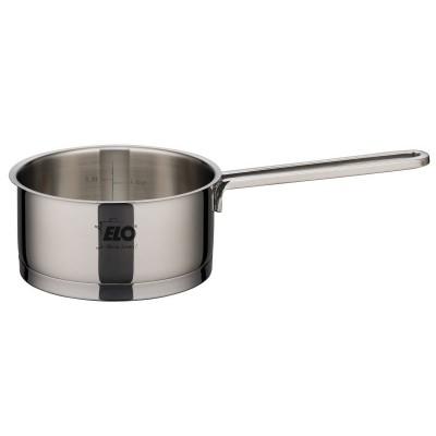 ELO Stainless Steel Saucepan 16cm