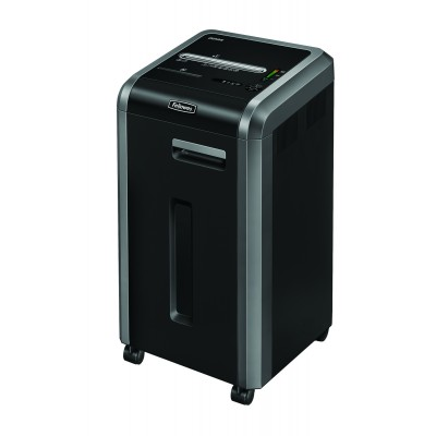 Fellowes Powershred 225Mi 14 Sheet 100% Jam Proof Micro Cut  Shredder