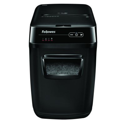 Fellowes AutoMax 200C Auto Feed Cross Cut Shredder