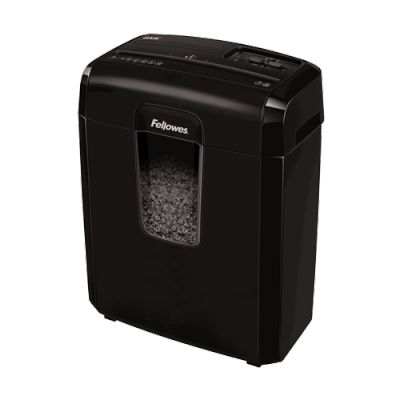 Fellowes 4692501 Powershred® 8Mc Micro-Cut Shredder