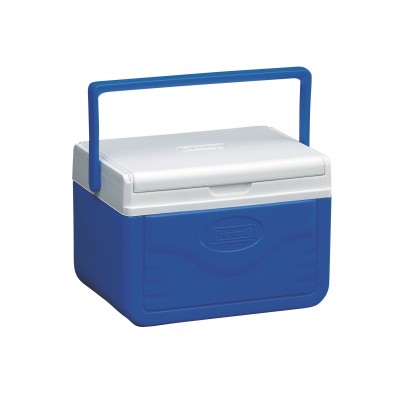 Coleman 5QT (4.7L) Fliplid 6 Cooler Blue