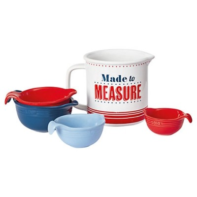 Jamie Oliver Bold Measuring Jug Set