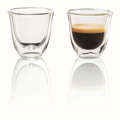 Delonghi Thermal Expresso Glasses