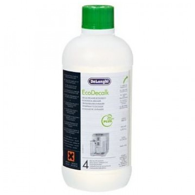 Delonghi 5513296041 DLSC500 EcoDecalk Descaling Liquid Cleaner