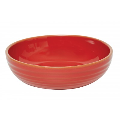 JAMIE OLIVER TERRACOTTA BOWL M RED