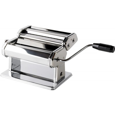 JAMIE OLIVER PASTA MACHINE STAINLESS STEEL CHROME
