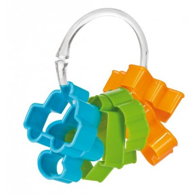 Tescoma Cookie Cutters For Boys DELICIA KIDS 6 Pieces