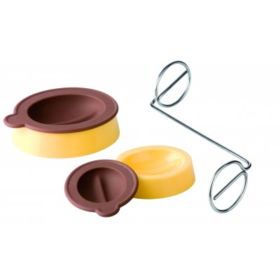 Tescoma Moulds For Coffee Beans DELICIA 2 Pieces With Dipper