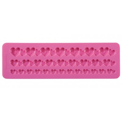 Tescoma Silicone Moulds Bordure Hearts