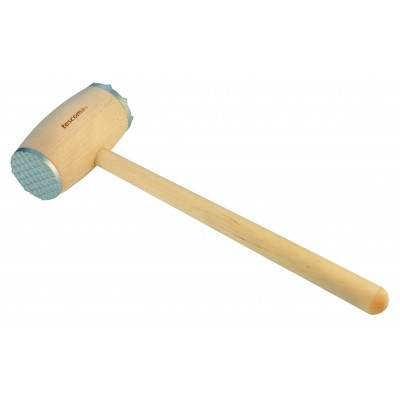Tescoma Meat Mallet With Metal Ending WOODY