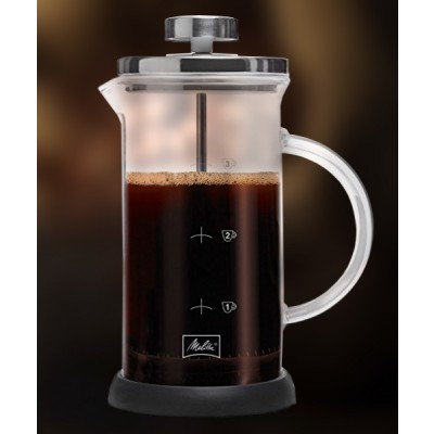 MELITTA FRENCH PRESS 8 CUP COFFEE MAKER