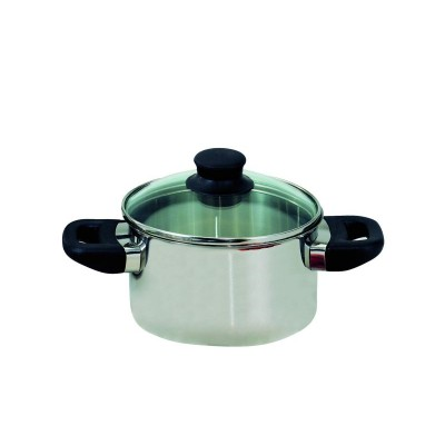 ELO 16cm Cookpot Low With Lid