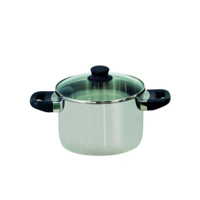 ELO 20cm Cookpot High With Lid