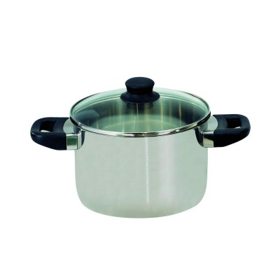 ELO 24cm Cookpot High With Lid