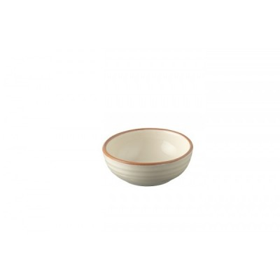JAMIE OLIVER BOWL SMALL TERRACOTTA - CREAM