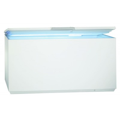 AEG 327L White Chest Freezer