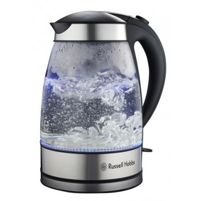 Russell Hobbs 1.7L Illuminating Glass Kettle