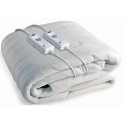 Salton 854916 Queen Fitted Electric Blanket