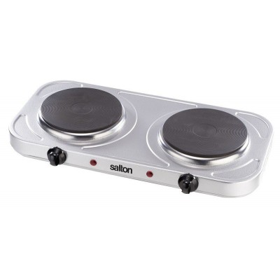 Salton - 2000W Double Solid Hotplate