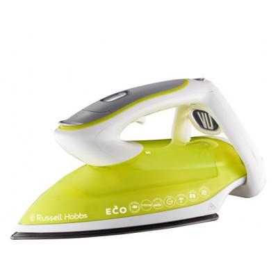 Russell Hobbs 859312 1000W Yellow UV Eco Iron