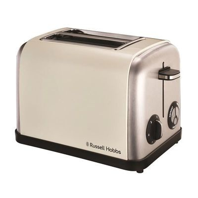 Russell Hobbs Legacy Gen 2 Cream Two Slice Toaster