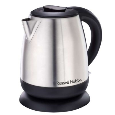 Russell Hobbs 859844 1L Mini Stainless Steel Kettle