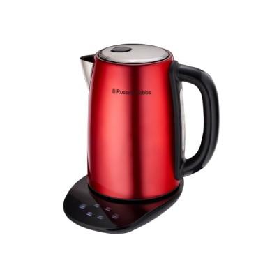 Russell Hobbs - 2200W Digital Kettle - Red