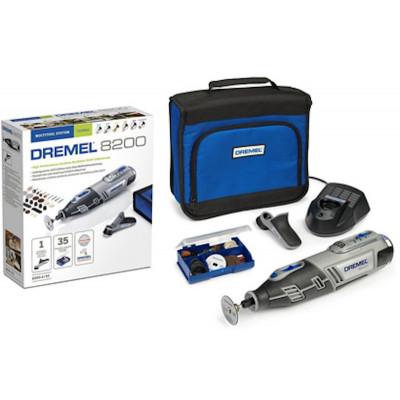 Dremel 8220 Cordless Powerful Multi Tool Set