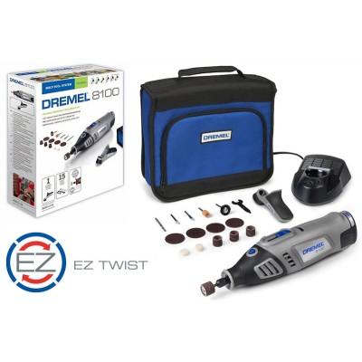 Dremel 8100 Cordless Multi Tool Set