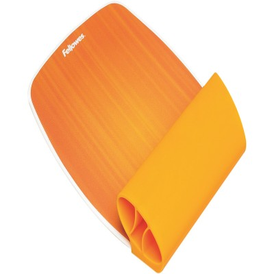 Fellowes Wrist Rocker - Sunset Orange