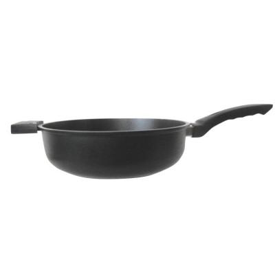 ELO 28cm Deep Frypan With Helper Handle