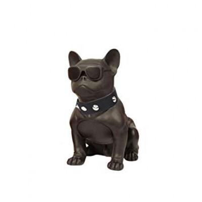 Aiwa ABR-000B French Bulldog Bluetooth Speaker - Black