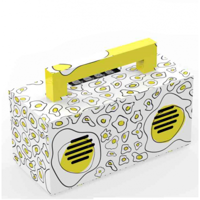Aiwa ABT-810WY Bluetooth Speaker